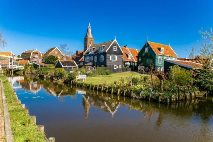 صور هولندا، أجمل المعالم السياحية في هولندا، قرية ماركن، بلدية ووترلاند marken