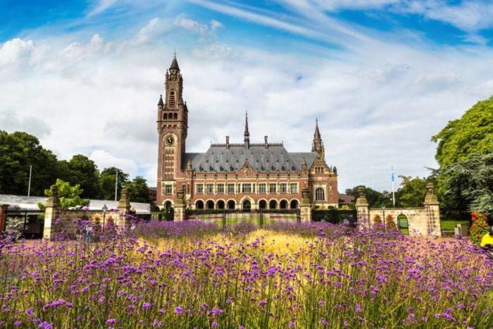 صور هولندا، أجمل المعالم السياحية في هولندا، قصر السلام، لاهاي peace palace hague
