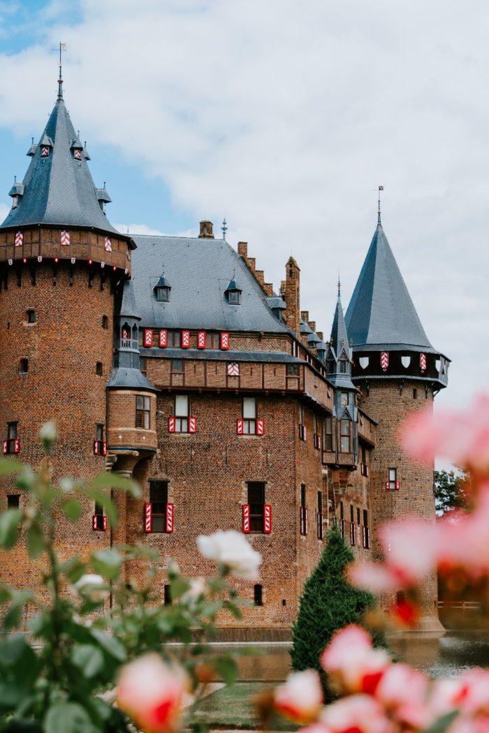صور هولندا، أجمل المعالم السياحية في هولندا، قلعة دي هار، أوترخت castle de haar