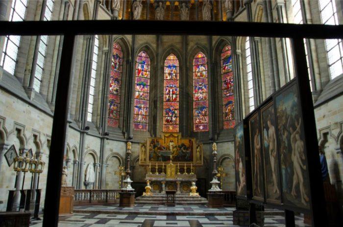 صور هولندا، أجمل المعالم السياحية في هولندا، كاتدرائية سانت مارتن، أوترخت st martin s cathedral