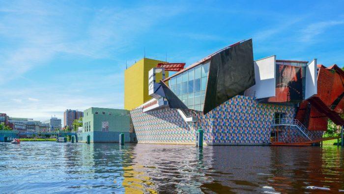 صور هولندا، أجمل المعالم السياحية في هولندا، متحف جرونينجر، جروننجن groninger museum