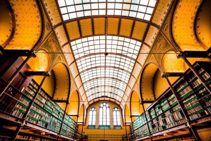 صور هولندا، أجمل المعالم السياحية في هولندا، متحف ريكز، أمستردام rijksmuseum