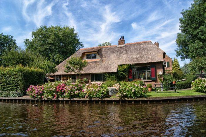 صور هولندا، أجمل المعالم السياحية في هولندا، مدينة جيثورن giethoorn